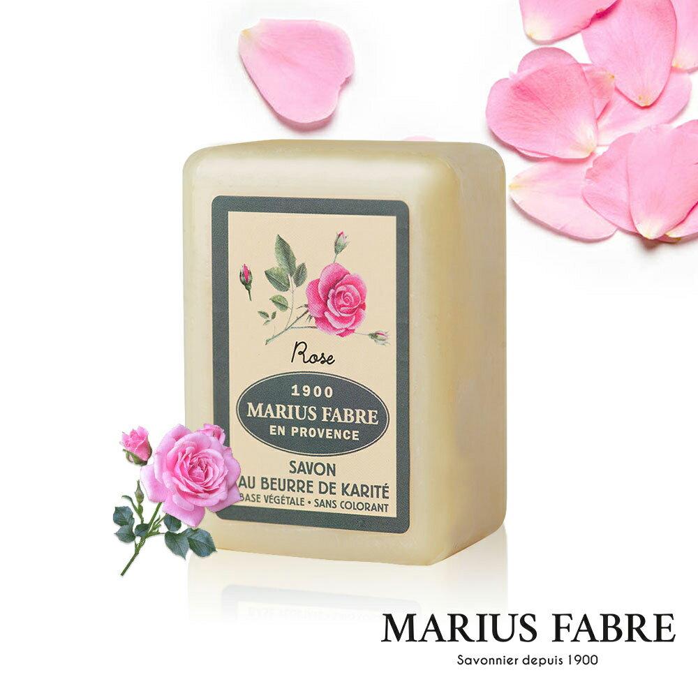 法鉑~天然草本法蘭西玫瑰棕櫚皂250公克/塊