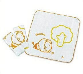 『121婦嬰用品館』辛巴印花紗布手帕(3入) 0