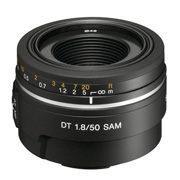 展示機出清!SONY SAL-50F18 50mm F1.8 數位單眼相機鏡頭 內建 SAM 鏡身對焦馬達