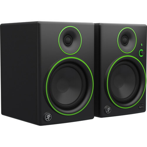 """Mackie CR5BT - 5"""" Multimedia Monitors With Bluetooth (Pair)"""