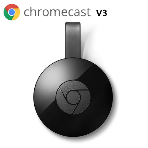 【TengYu騰宇 二聖 建工】全新5※谷歌 Google Chromecast V3 2代 HDMI 媒體串流播放器電視棒(Android/ ios /Mac/ Win7/Chrome可使用)