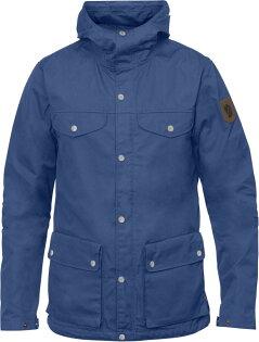 Fjallraven小狐狸登山薄外套軍裝夾克獵裝風衣G-1000ECOGreenlandJacket男款亞版87202A527深藍