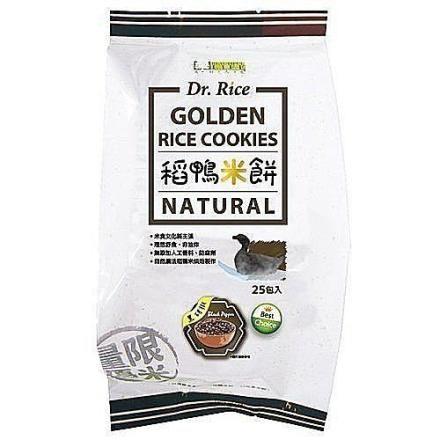 美好人生 Dr.Rice 稻鴨米餅 黑胡椒 3g*25包/袋◆德瑞健康家◆