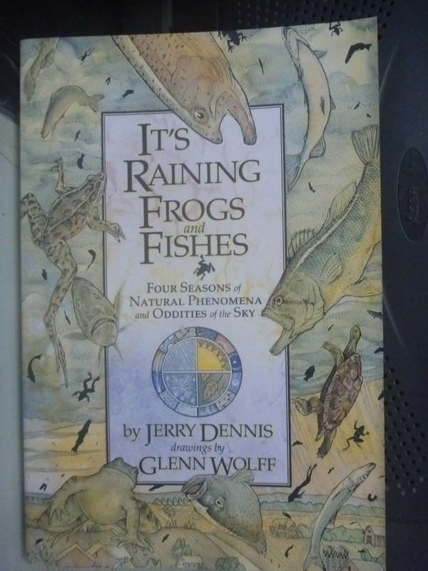 【書寶二手書T8/原文小說_IJN】It's Raining Frogs and Fishes: Four Season