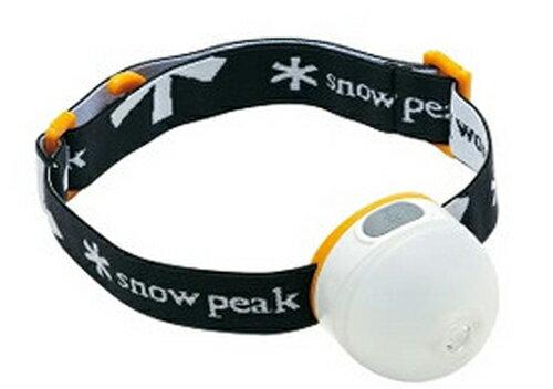 【鄉野情戶外專業】 Snow Peak  日本  ◆SP 雪螢頭燈  ES-020