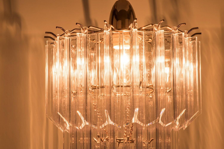 法國金透明壓克立吊燈-BNL00067 7