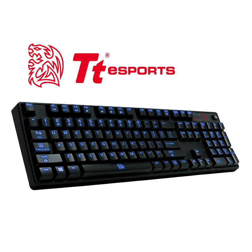 Tt eSPORTS 波塞頓 POSEIDON Z【青軸】全背光 機械式電競鍵盤