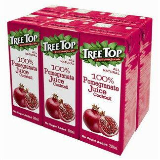 【免運直送】樹頂100%果汁-200ml(24入/箱)*1箱 -01