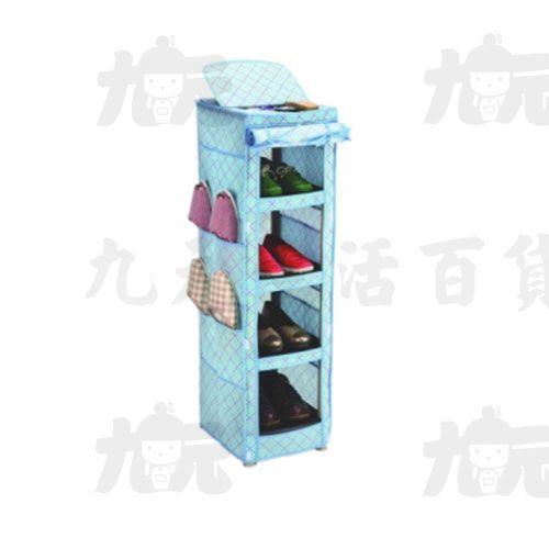【九元生活百貨】聯府YA-6650法蘭西五層鞋櫃置物YA6650
