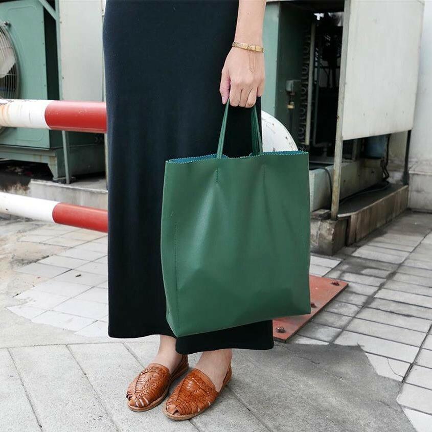 ☛ 領卷折後 $790 ↘ WHITEOAK 文件手提包 Paper Bag (4色) 8