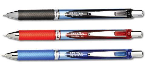 PENTEL BLN75極速鋼珠筆《按壓式》