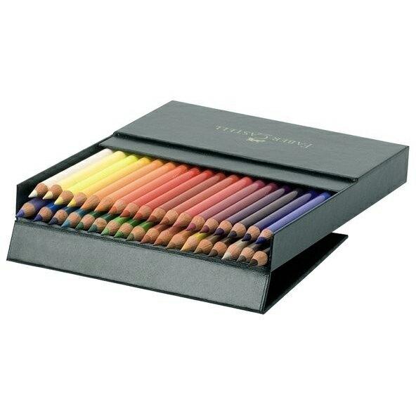 Faber-Castell輝柏 專家級綠盒油性色鉛筆36色精裝版