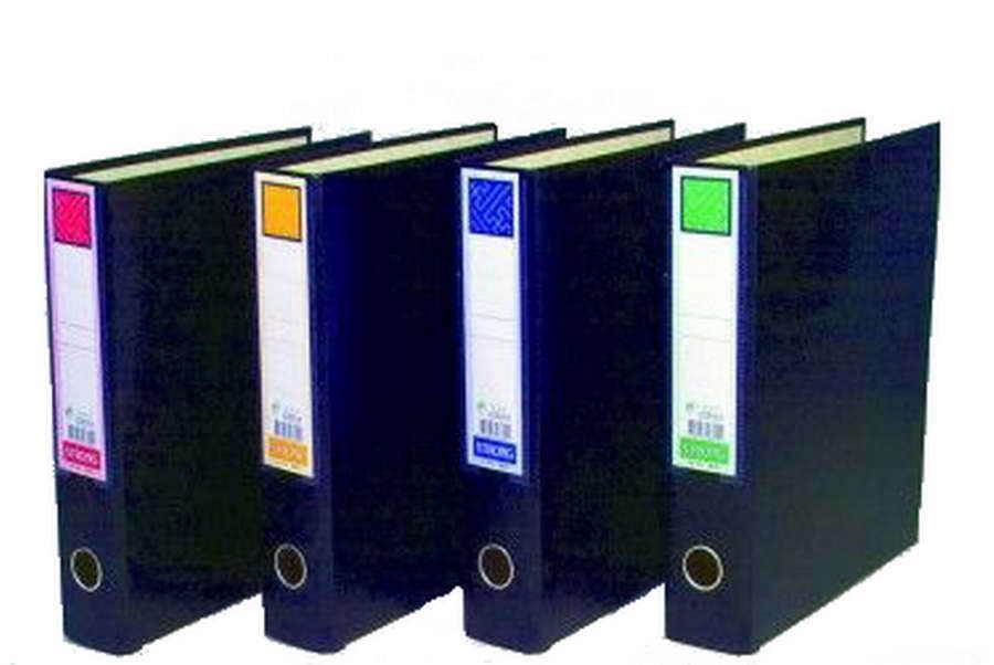 自強60A拱型檔案夾(規格同自強46S)