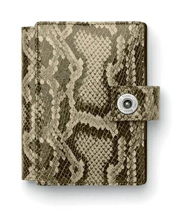 FABER─CASTELL  經典蛇紋皮萬用手冊-L型 188840