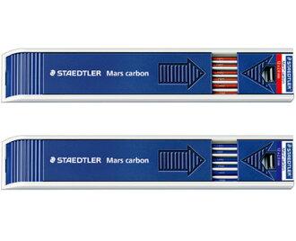 STAEDTLER-200工程筆紅/藍芯
