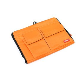 LIHIT LAB. A5多功能分類收納包 A-7553 薄型袋中袋(可放平板電腦)~4色可選