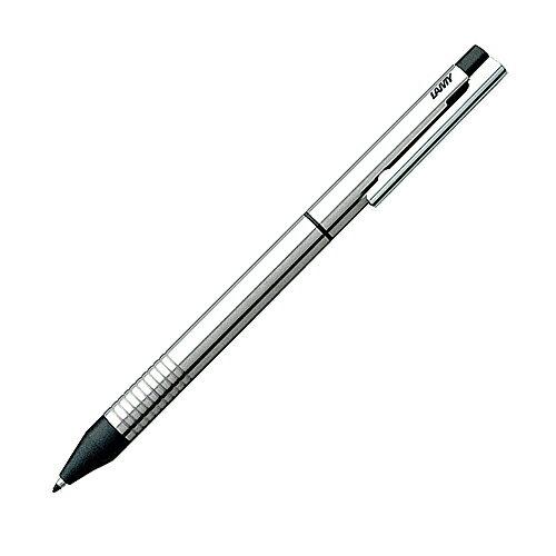 LAMY  LOGO 605 不鏽鋼筆身兩用筆