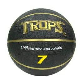 成功 TROPS特波士 黑色金溝刻字籃球(40171-2)雙色刻字籃球(40172B)