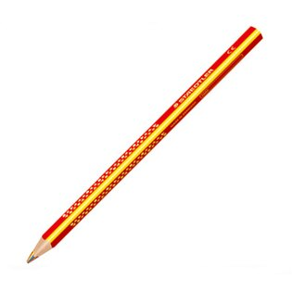 施德樓快樂學園JUMBO-3色彩虹鉛筆