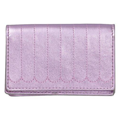 LADONNA八名片夾-紫色 *LE06-NC-PU