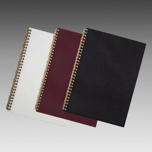 LIHIT LAB. B5專用 高級質感29方孔筆記本(N-1615)*自由360度旋轉*三色可選購