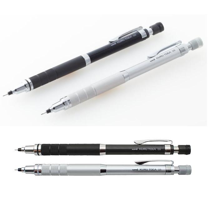 ~筆坊~UNI KURU TOGA M5~1017.5mm自動鉛筆(加贈PENTEL C2