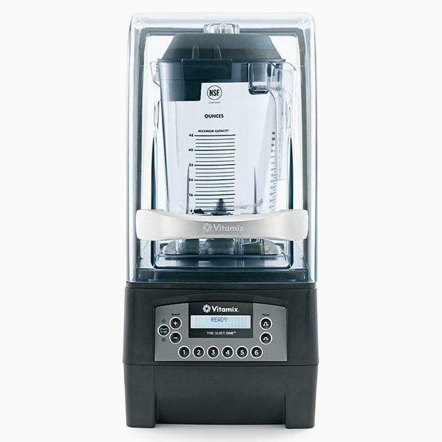 營業用冰沙機-Vitamix TQO 3P美國進口靜音高速 調理機 攪拌機 (含罩式)--【良鎂咖啡精品館】