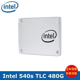 Intel 英特爾 540s系列 480G 2.5吋 SATA3 SSD固態硬碟