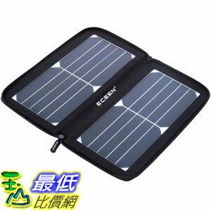 [106美國直購] ECEEN ECE-647 太陽能 充電器 Folding Solar Panel Phone Charger USB Port iPhone Android