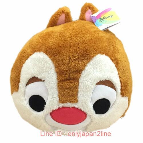 【真愛日本】17012300028暖手枕-12吋球球蒂蒂   迪士尼 花栗鼠 奇奇蒂蒂 松鼠   暖手枕  靠枕  抱枕
