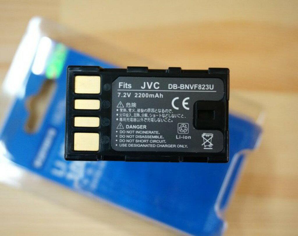 【中壢NOVA-水世界】JVC 攝影機 VF823 VF823U VF-823U 大容量 鋰電池 一年保固