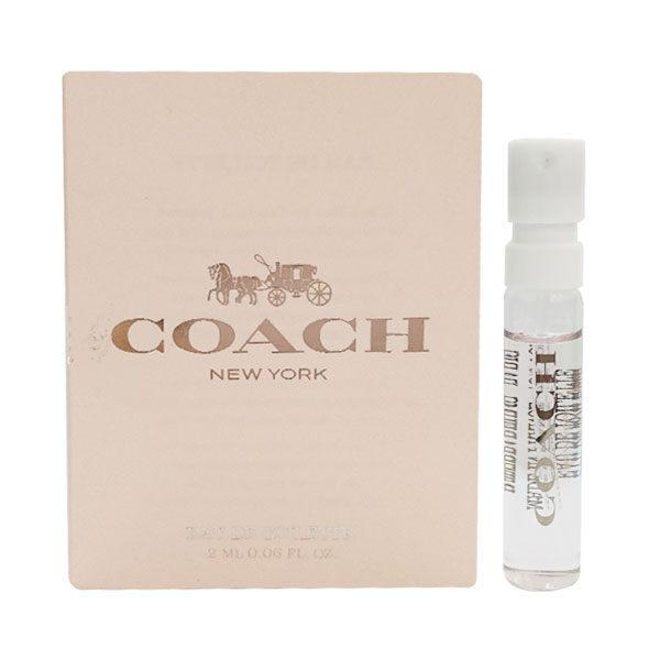 COACH 時尚經典女性淡香水 2ml 針管《Belle倍莉小舖》