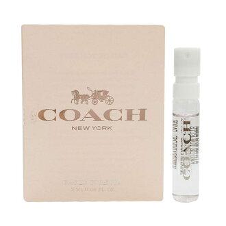 COACH 時尚經典女性淡香水 2ml 針管【A005440】《Belle倍莉小舖》