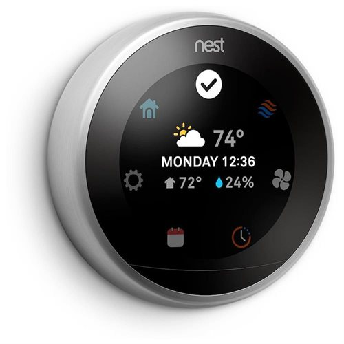 Nest Learning Thermostat, 3rd Generation 1