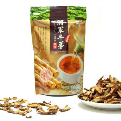生展 台南將軍牛蒡薄片(100g)