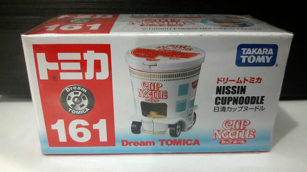 TM161杯麵車