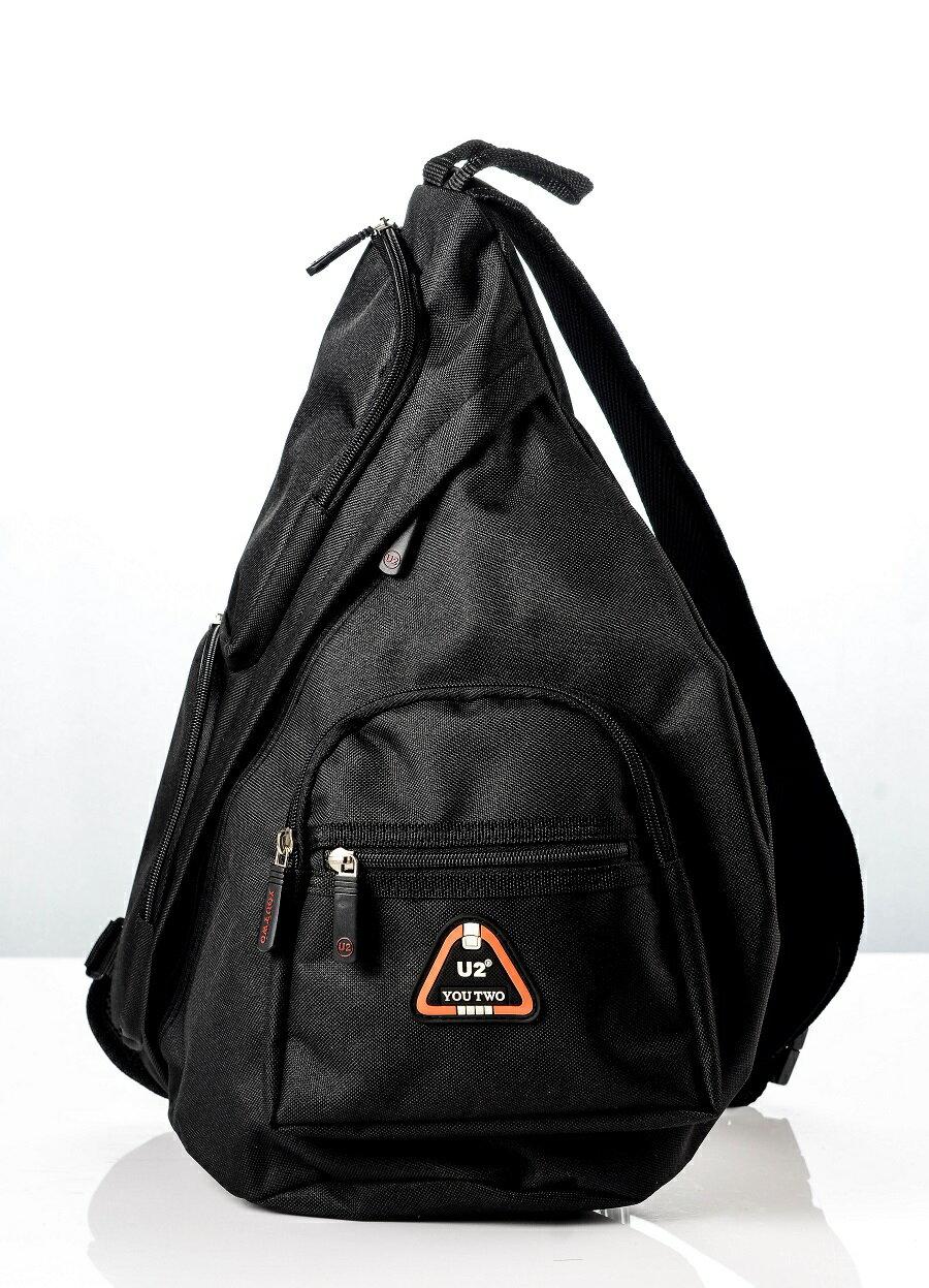 運動風水滴包/單肩包/側背包/MIT/台灣製【U2 Bags】【兩色】