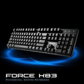 技嘉 GIGABYTE FORCE K83 機械式鍵盤 青軸
