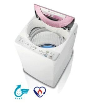 SHARP 夏普 ES-ASD10T 直立式洗衣機 (10KG) 【零利率】※熱線07-7428010