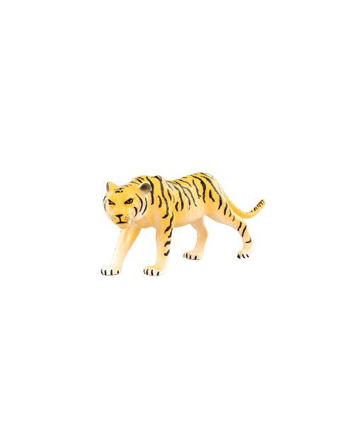 【美國B.Toys感統玩具】Terra 草原動物-老虎【紫貝殼】