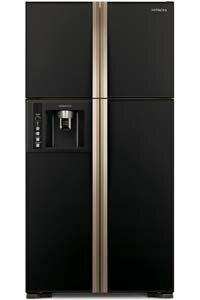 HITACHI 日立 RG616(GBK) 四門對開冰箱 (594L,琉璃黑)【零利率】
