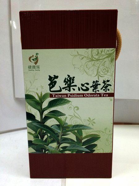 健康族 芭樂心葉茶 2.5gx42包/盒
