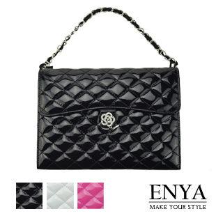 iPadmini mini2 宴會手提包保護皮套^(郵寄^) Enya恩雅