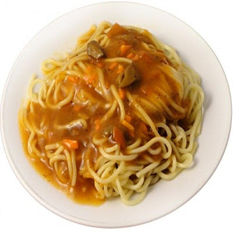 蘑菇鐵板麵(麵+醬)一組/包