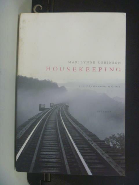 【書寶二手書T8/原文小說_JJO】Housekeeping_Robinson, Marilynne