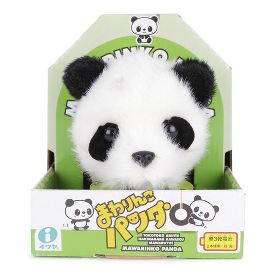 《日本 IWAYA 》 走路的熊貓