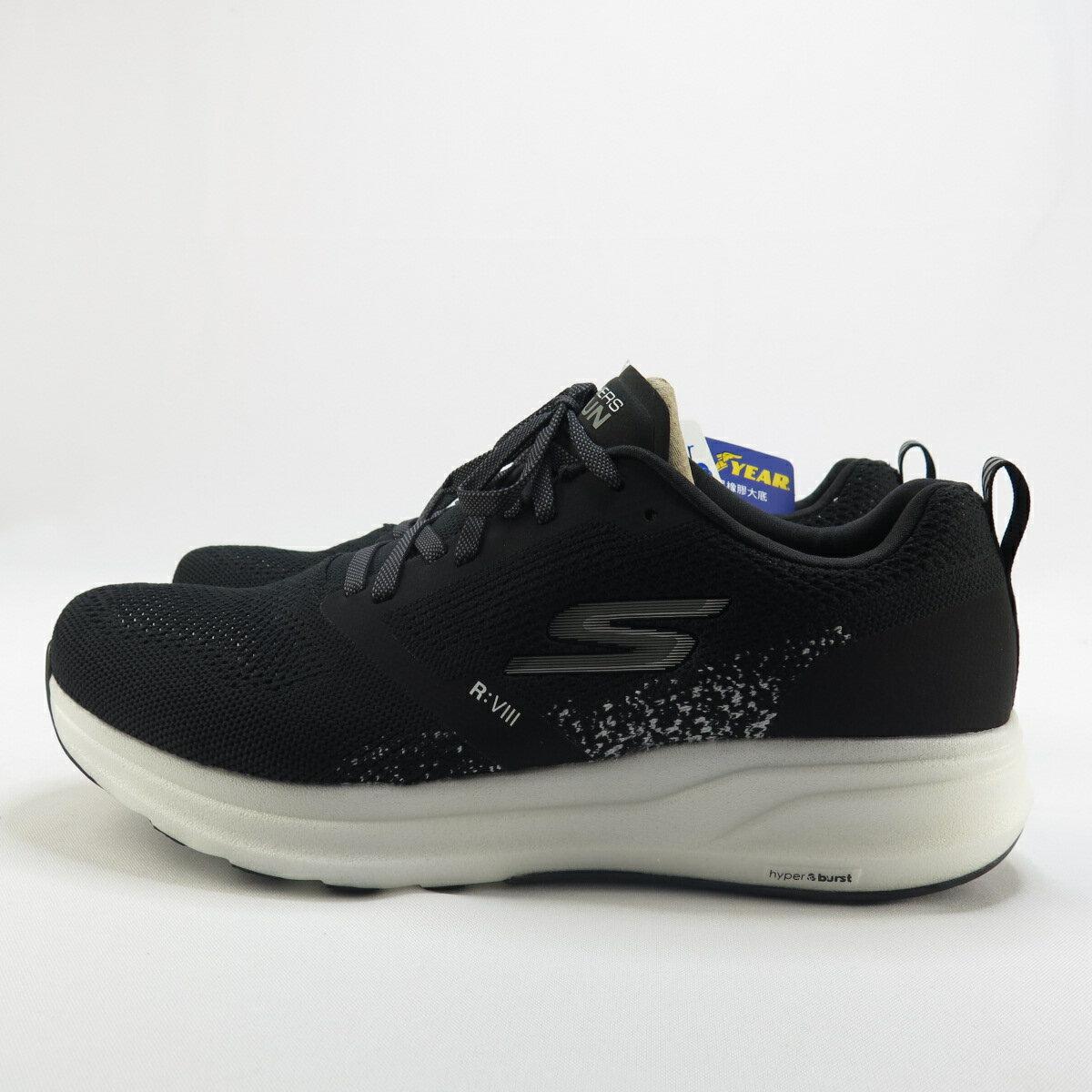 ISPORTSHOP Skechers GO RUN RIDE 8慢跑鞋 55224BKW男款 黑【iSport愛運動】