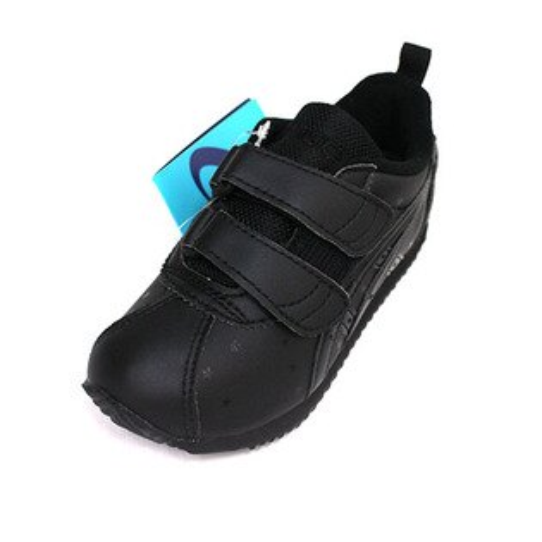 ASICSCorsair童鞋皮鞋運動鞋1144A003-001黑{陽光運動}