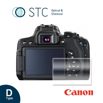 【STC】Canon650D700D760D800D專用9H鋼化玻璃保護貼