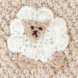 Hoppetta - 有機棉綿羊針織帽 1